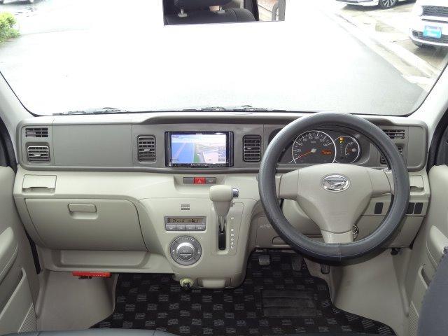カスタムターボRS ターボ車 ケンウッドナビ フルセグテレビ バックモニター ETC CD DVD ブラックレザー調シートカバー キーレス エアコン パワステ パワーウィンドウ エアバック 社外15インチアルミホイール(20枚目)
