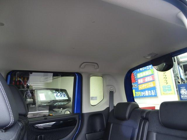 G ターボSSパッケージ ワンオーナー 禁煙車 スマートキー2本 前席シートヒーター 両側パワースライド カロッツェリア8インチナビ フルセグTV DVD ブルートゥース Bモニター パドルシフト クルコン 延長保証対象車(20枚目)