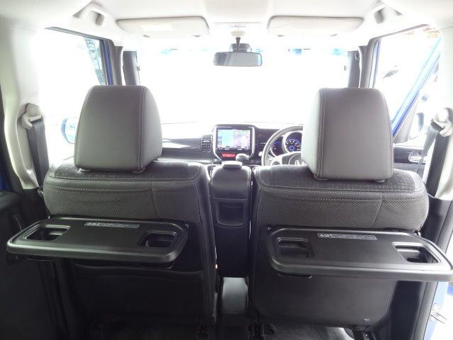 G ターボSSパッケージ ワンオーナー 禁煙車 スマートキー2本 前席シートヒーター 両側パワースライド カロッツェリア8インチナビ フルセグTV DVD ブルートゥース Bモニター パドルシフト クルコン 延長保証対象車(27枚目)