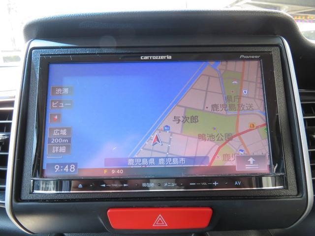 G・ターボパッケージ パドルシフト 社外15インチAW 社外ナビ CD DVD ETC ブルートゥースオーディオ バックモニター スマートキー クルコン 両側パワースライドドア Pスタート 取説 保証書 延長保証対象車(33枚目)