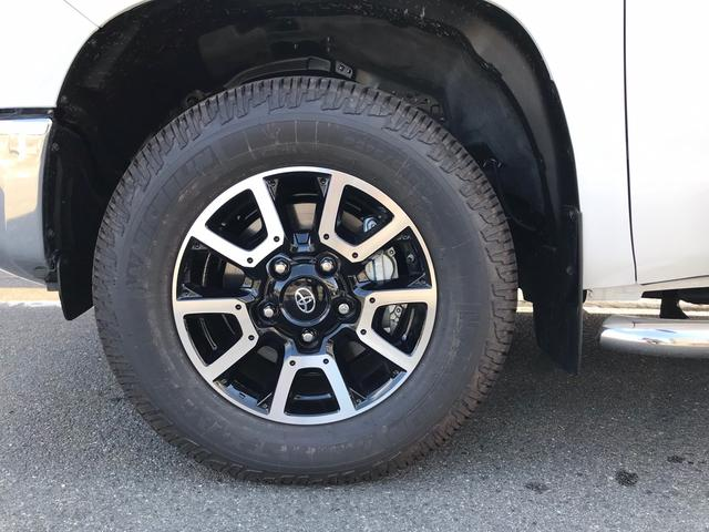 SR5 2021年モデル TRDオフロード プレミアムPKG 4WD 衝突軽減ブレーキ 黒革 サンルーフ スプレーベッド バックカメラ ヒッチメンバー レーンキープアシスト オートハイビーム(43枚目)