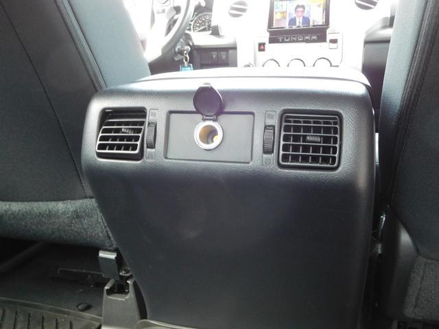 クルーMAK 4WD リフトアップ ブッシュワーカーフェンダー FUEL20インチアルミ サイドステップ トノカバー サイドカメラ フロントカメラ 7インチメモリーナビ(9枚目)