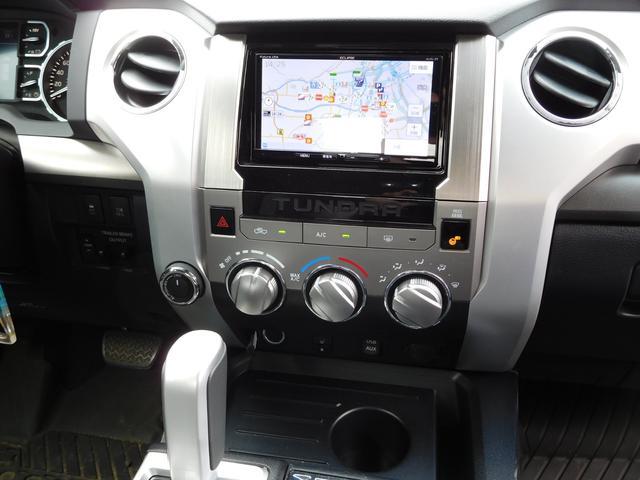クルーMAK 4WD リフトアップ ブッシュワーカーフェンダー FUEL20インチアルミ サイドステップ トノカバー サイドカメラ フロントカメラ 7インチメモリーナビ(13枚目)