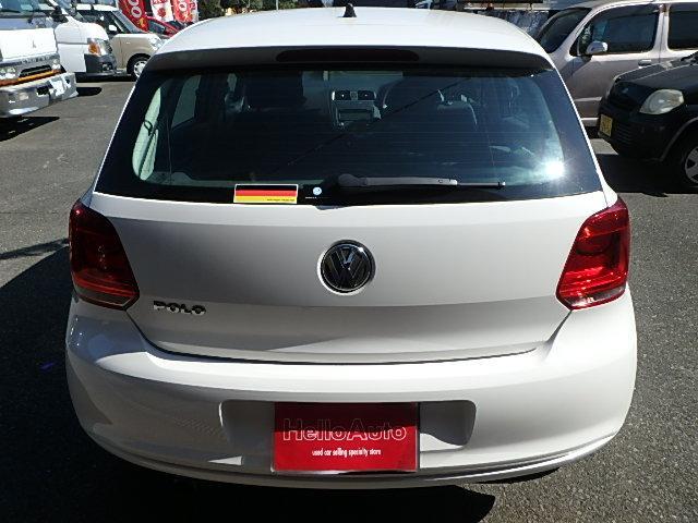 フォルクスワーゲン VW ポロ TSIコンフォートライン キーレス CD フル装備