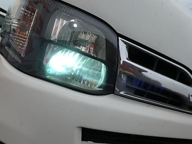 トヨタ ハイエースバン ロングDX ターボ HID 両側スライドドア
