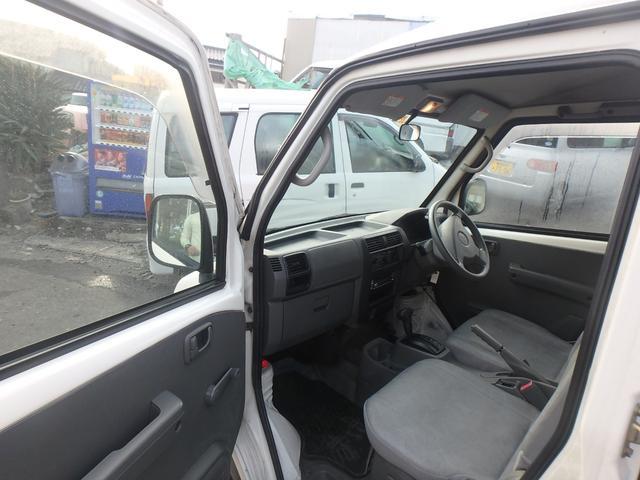 三菱 ミニキャブバン CD タイミングベルト交換 集中ドアロック オートマ