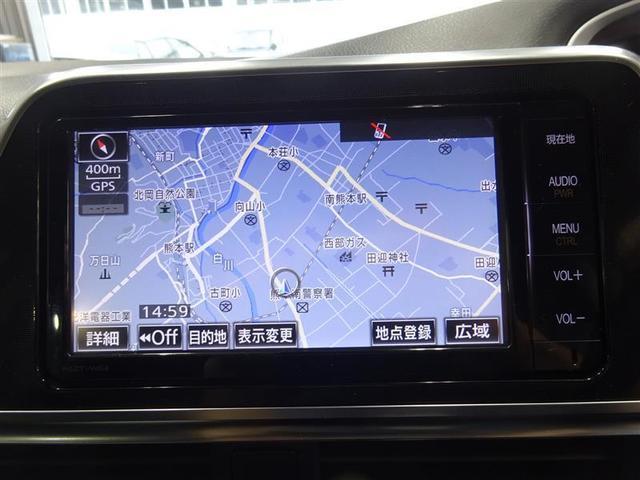ハイブリッドG フルセグ メモリーナビ DVD再生 バックカメラ 衝突被害軽減システム ETC 両側電動スライド LEDヘッドランプ 乗車定員7人 3列シート ワンオーナー 記録簿(5枚目)