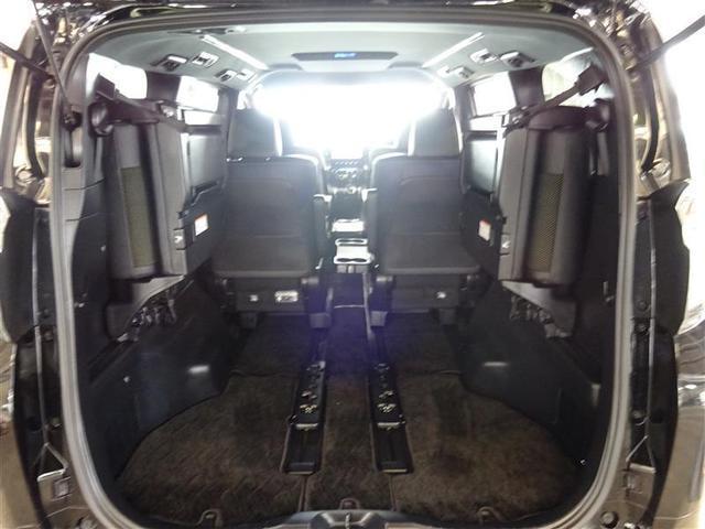 2.5Z Aエディション ゴールデンアイズ フルセグ メモリーナビ DVD再生 バックカメラ 両側電動スライド LEDヘッドランプ ウオークスルー 乗車定員7人 3列シート ワンオーナー 記録簿(19枚目)
