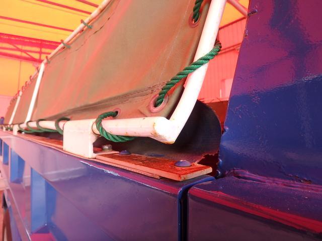 日野 デュトロ ダンプ 2t 高床 3人乗り