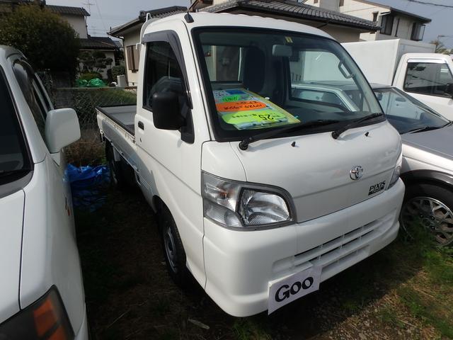 トヨタ ピクシストラック スペシャル農用バージョン 5MT エアコン パワステ