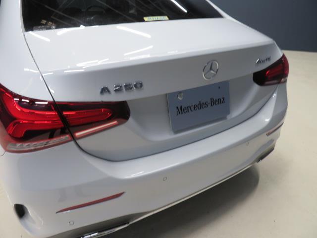 A250 4マチック セダン AMGライン レーダーセーフティパッケージ アドバンスドパッケージ ナビゲーションパッケージ 2年保証 新車保証(5枚目)