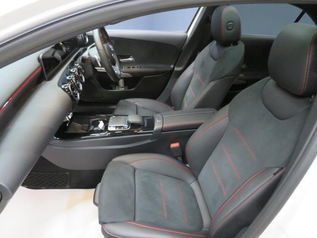 A250 4マチック セダン AMGライン レーダーセーフティパッケージ アドバンスドパッケージ ナビゲーションパッケージ 2年保証 新車保証(10枚目)