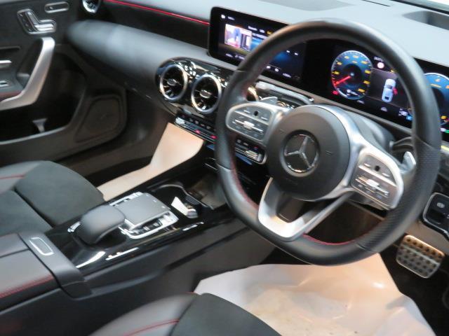 A250 4マチック セダン AMGライン レーダーセーフティパッケージ アドバンスドパッケージ ナビゲーションパッケージ 2年保証 新車保証(13枚目)