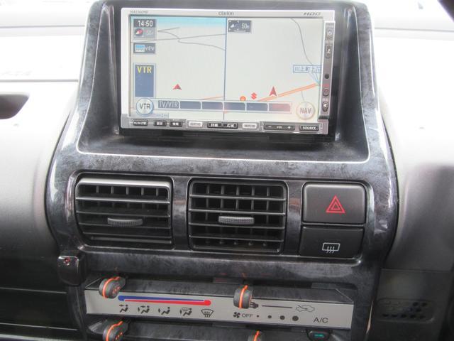 ベースグレード HDDナビ ワンセグTV CD フル装備(9枚目)