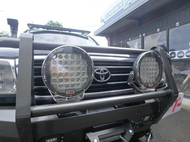 「トヨタ」「ランドクルーザー100」「SUV・クロカン」「熊本県」の中古車5