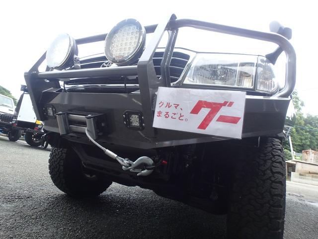 「トヨタ」「ランドクルーザー100」「SUV・クロカン」「熊本県」の中古車9
