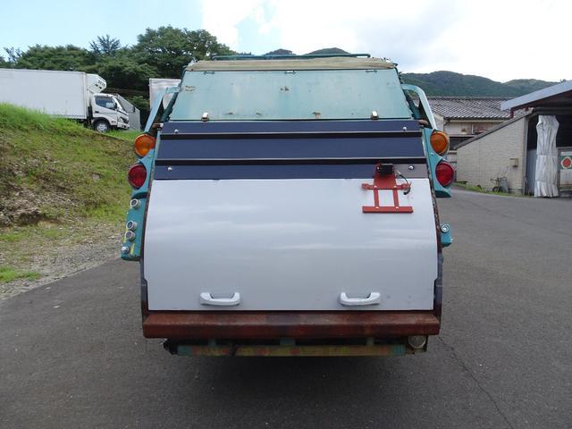 いすゞ エルフトラック 2t パッカー車