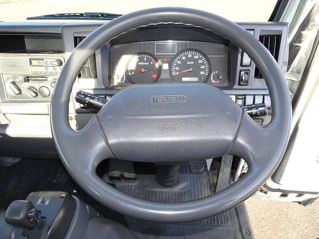 いすゞ エルフトラック 2t 平ボデー