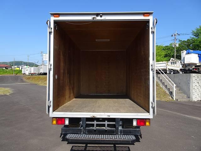 いすゞ エルフトラック 1.5t アルミバン