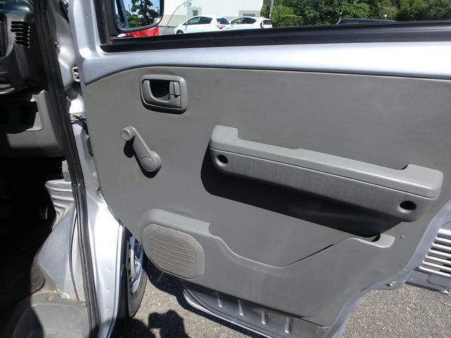 運転席側ドア