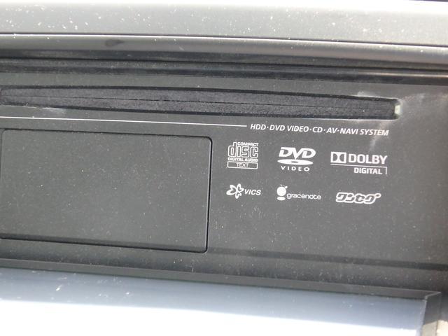 HDDナビ付き!DVD、CD、ミュージックサーバー等お好みでお楽しみいただけます!