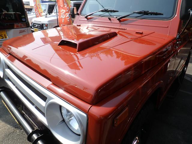 4WD 社外FRバンパー 社外マフラー シートカバー(6枚目)