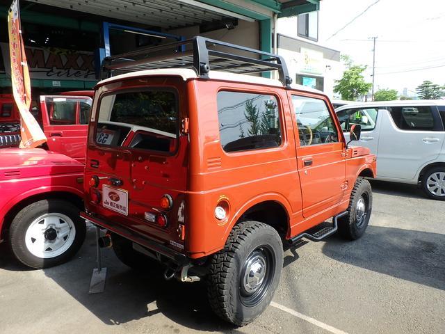 4WD 社外FRバンパー 社外マフラー シートカバー(17枚目)