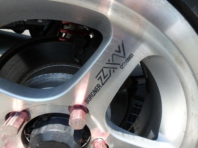 ターボ 4WD リフトアップ MTタイヤ LEDヘッドライト(13枚目)