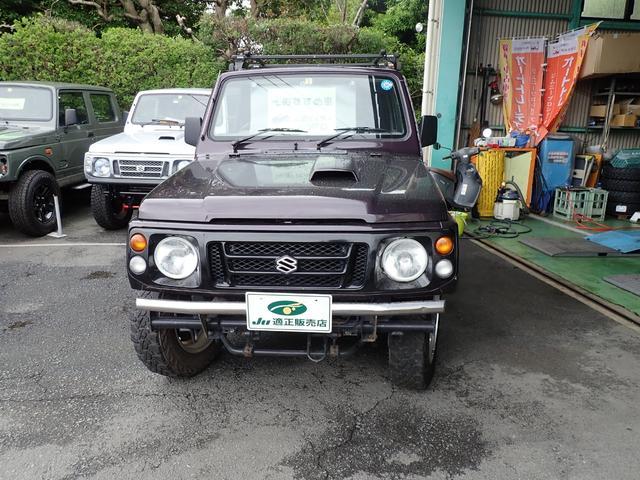 「スズキ」「ジムニー」「コンパクトカー」「熊本県」の中古車2