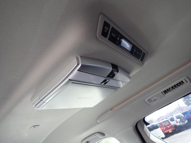 2.4Z プラチナセレクションII 後席フリップダウンモニター 8インチALPINEーHDDナビフルセグTV Bluetooth対応 バックカメラ 両側パワースライドドア スマートキー オットマン ウッドコンビハンドル(17枚目)