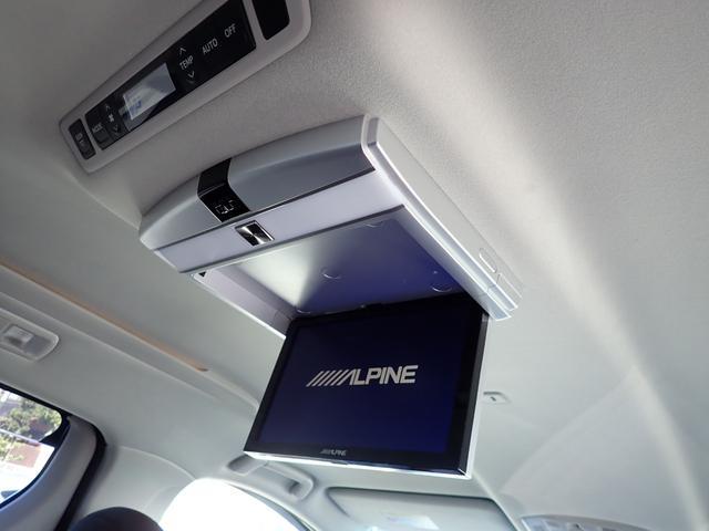 2.4Z プラチナセレクションII 後席フリップダウンモニター 8インチALPINEーHDDナビフルセグTV Bluetooth対応 バックカメラ 両側パワースライドドア スマートキー オットマン ウッドコンビハンドル(26枚目)