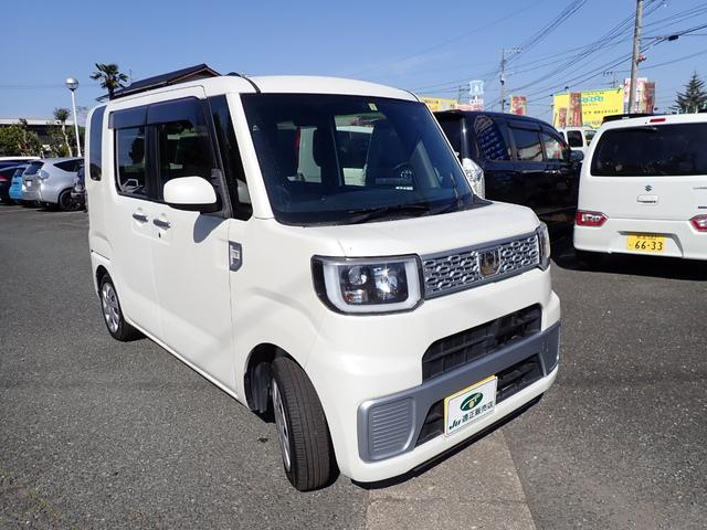 L SA スマートアシスト レンタアップ車 パワースライドドア LEDライト SDナビTV バックカメラ ETC キーフリーシステム エコアイドル(2枚目)