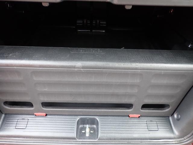 エンドボードも付きで荷物の滑り落ちを防ぎます!