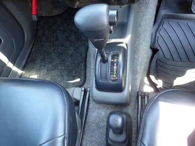 オートマ・4WD