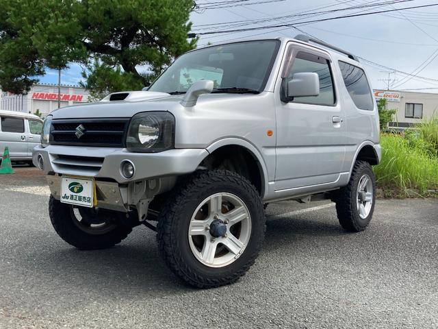 オートマ・4WD・ターボ・リフトアップ