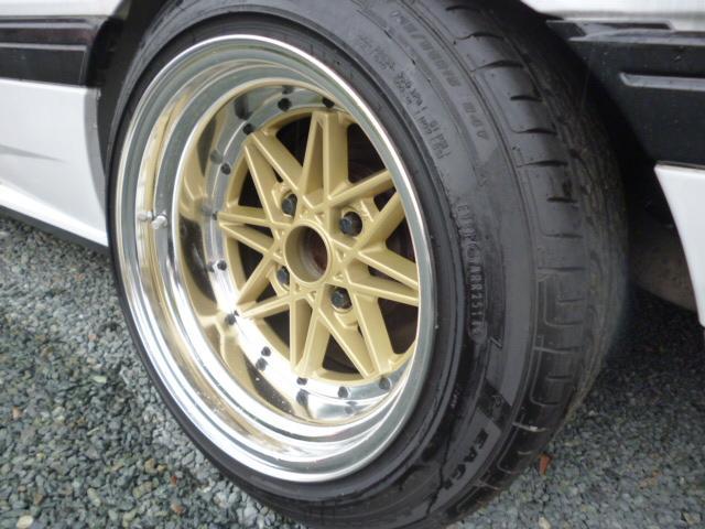 日産 スカイライン GTSツインカム24Vターボ 純正オートスポイラー