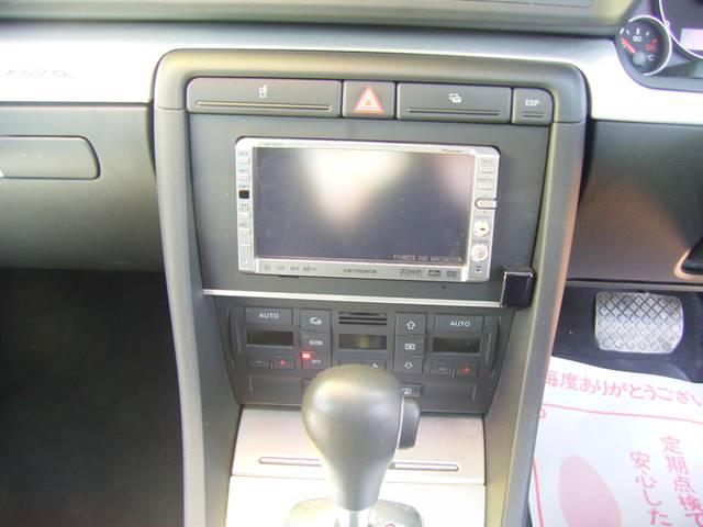 アウディ アウディ A4 2.0TFSIクワトロ ワンオーナー 禁煙車 グー鑑定車