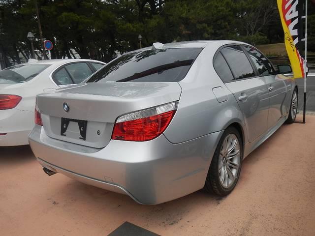 525i Mスポーツパッケージ HDDナビ グー鑑定車(5枚目)