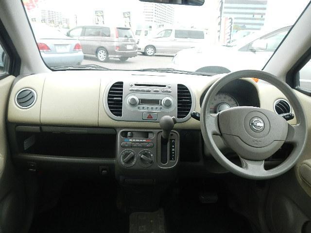 日産 モコ S キーレス CD ヘッドライトレベライザー 電動格納ミラー