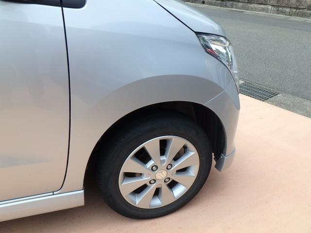 スズキ ワゴンR FXリミテッド プッシュスタート 地デジナビ オートエアコン