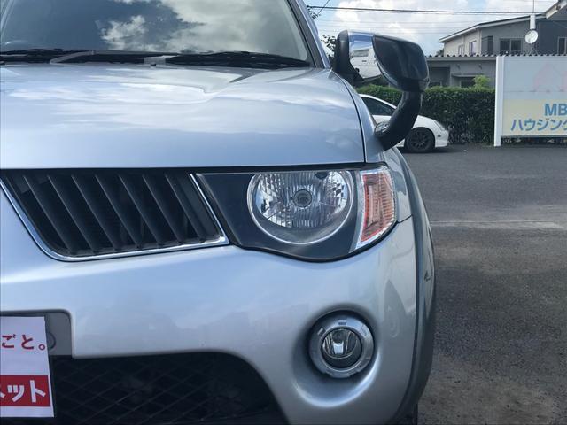 「三菱」「トライトン」「SUV・クロカン」「鹿児島県」の中古車4