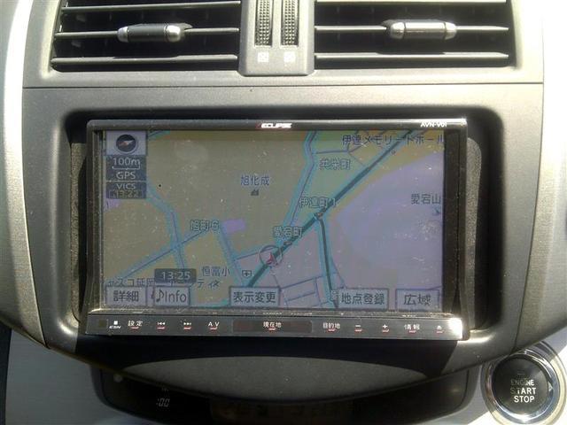 トヨタ RAV4 G ワンオーナー車 メモリーナビワンセグTV