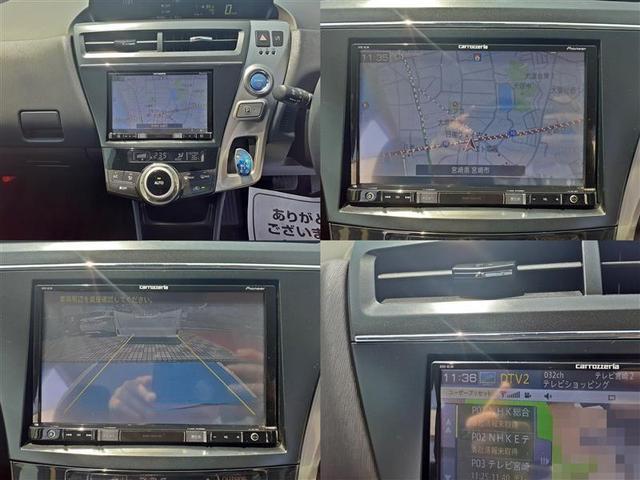 G ワンオーナー車 メモリーナビフルセグTV Bカメラ スマートキー ETC LEDライト(11枚目)