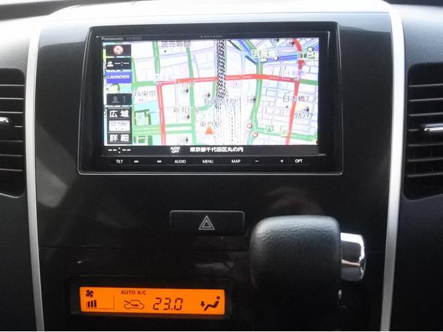 パナソニック ナビフルセグTV後カメラ DVD再生 CD録音 ブルートゥース 携帯ハンズフリー プッシュスタート バックカメラは車庫入れや駐車の強い味方です♪ 狭い場所での駐車も楽々ですよ!