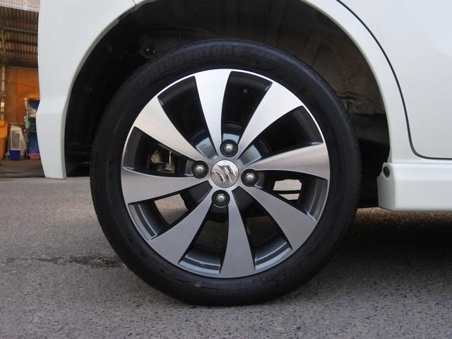 純正アルミ バッテリー&タイヤ4本交換付総額! タイヤ4本新品です! しばらくはタイヤ交換の心配無用です!