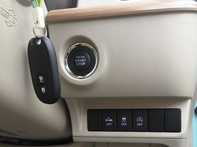 プッシュスタート アイドリングストップ 電動格納ミラー オートライト 純正HIDライト シートヒーター
