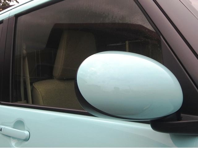 電動格納ミラー ドアバイザー付支払総額! 雨の日でも室内の換気が簡単にできて便利ですね♪