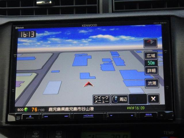 S フルセグ メモリーナビ DVD再生 バックカメラ ETC ワンオーナー(11枚目)