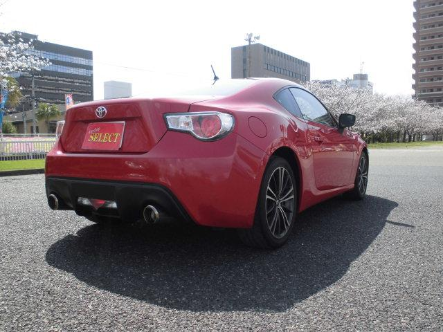 トヨタ 86 GT 純正ナビ 地デジTV