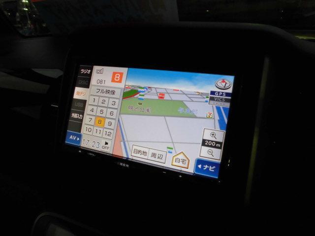 ホンダ N BOXカスタム G SSパッケージ ナビTV 両側パワースライド